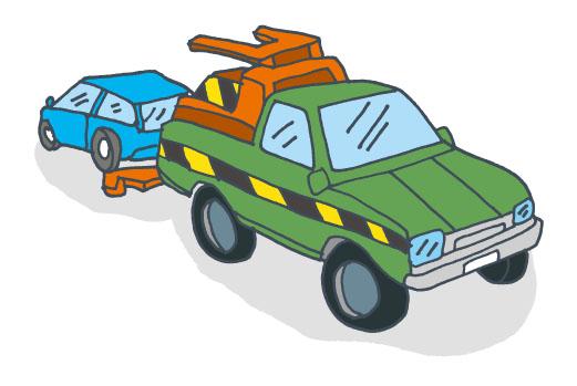 レッカー レッカー車