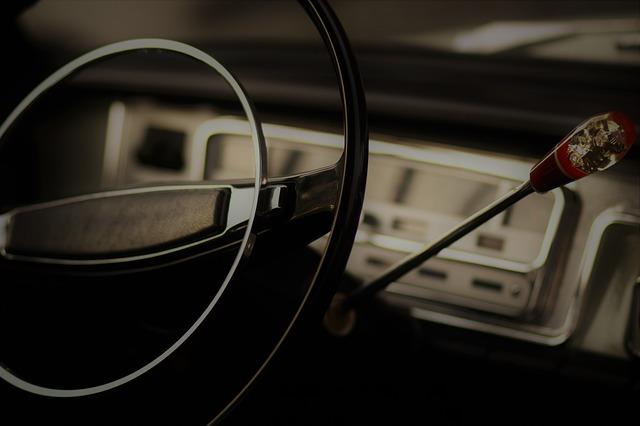 ドライブレコーダー 運転席