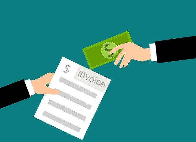 請求書 支払い用紙 払い込み用紙